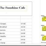 Microsoft Word, Tables & Forms, N4 Admin & I.T, N5 Admin & I.T